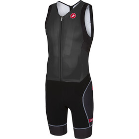 Castelli Free Sanremo Sleeveless Suit Men black